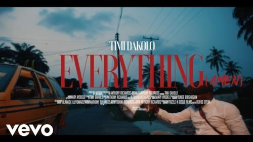 Timi Dakolo – Everything (Amen) (Official Video)