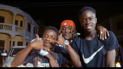 Click Huus Feat. Kofi Mole & Yaw Tog – Ma Sparki (Official Video)