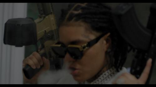 Young M.A – Beatbox Freestyle (Official Video)