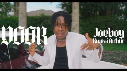 Joeboy – Door feat. Kwesi Arthur (Official Video)