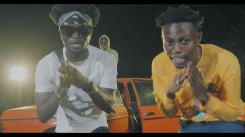 Kweku Flick – No Sleeping ft. Kuami Eugene (Official Video)