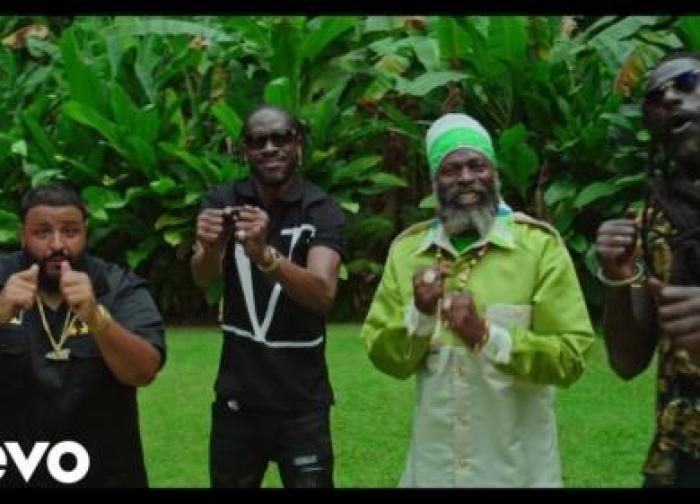 DJ Khaled – Where You Come From ft. Buju Banton, Capleton, Bounty Killer (Official Video)