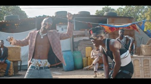 Opanka – Eka Aba Fie ft. Shatta Wale (Official Video)
