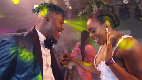 Camidoh ft. Kwesi Arthur – Dance With You (Official Video)