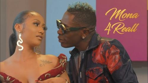 Mona 4Reall ft Shatta Wale – Baby (Official Video)
