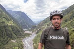 Nelson_Narvaez Free Biking Tour Baños Ecuador