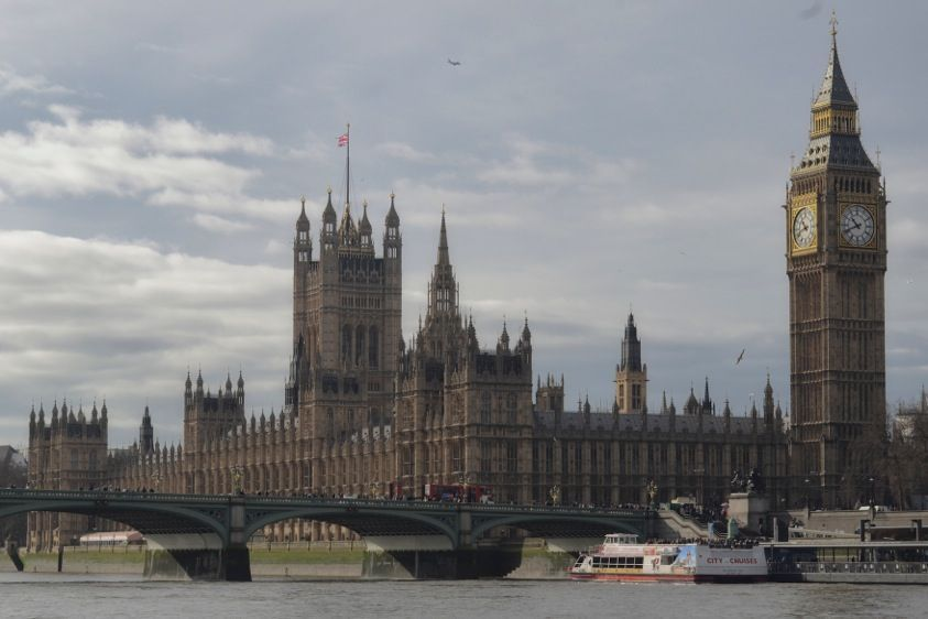 Londres. Parlamento. Fotografía de Joaquín Rivero