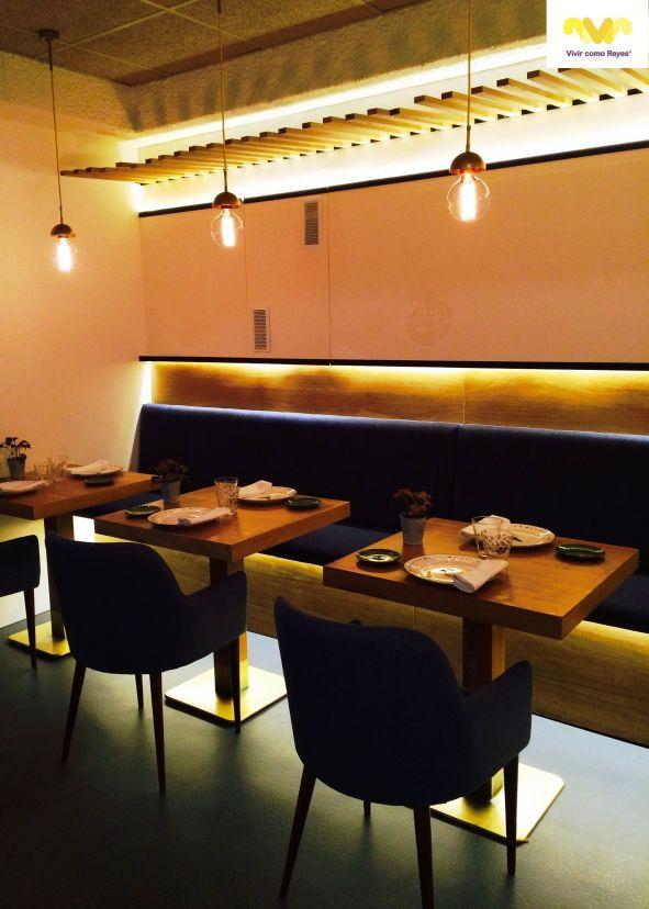 Restaurante Rooster, El Rey De La Granja.