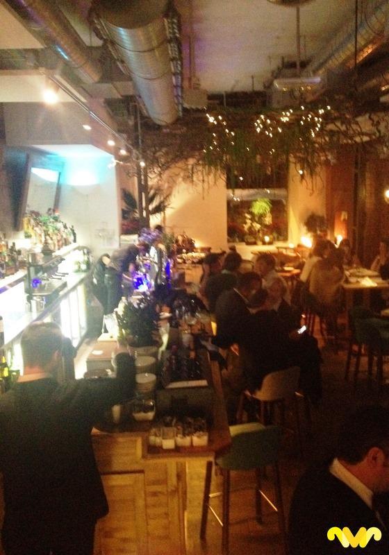 Restaurante El Gordo de Velazquez. Madrid