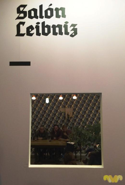 Espacio Valverde. Casa Leibniz. Arcomadrid 2017