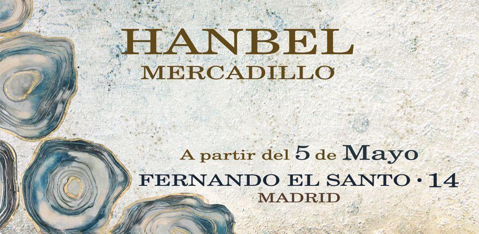 Mercadillo de Muebles y Objetos de Decoración. Hanbel Madrid. 2016