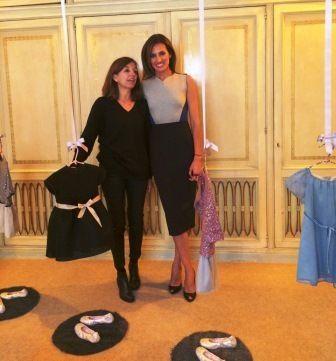 Belén Villalobos y Nieves Alvarez son las diseñadoras de N+V