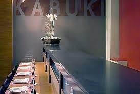 Kabuki. Barra de Sushi