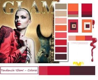 Eliel Boutique. Colores de la Tendencia Glam