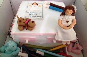 Carmen Moreno es especialista en pastelería creativa