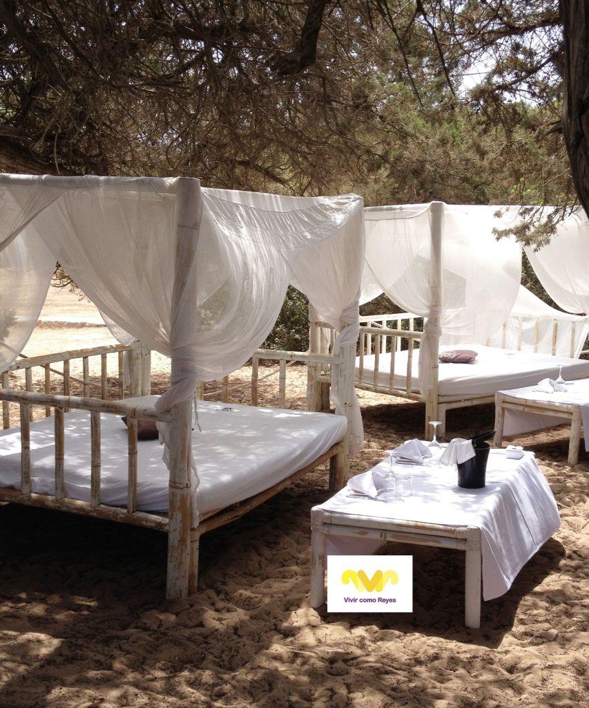 Cala Bassa Taittinger Lounge