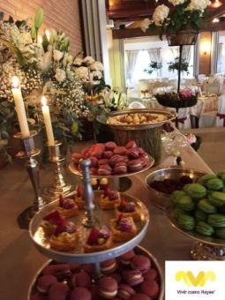 The Chic Party. Especialistas en decoración floral e interiorismo