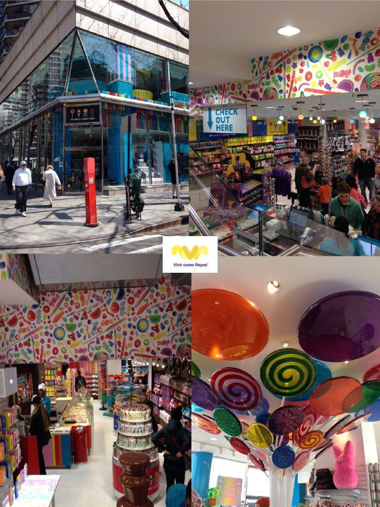 Nueva York. Dylan´s Candy Bar