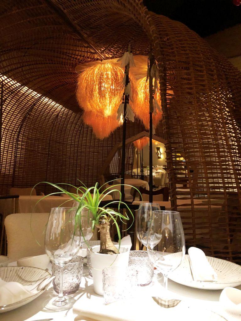 vivir-como-reyes-Aarde-Restaurante-reservado