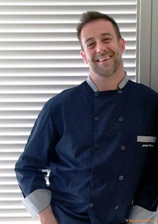 Gonzalo Ribot. Chef
