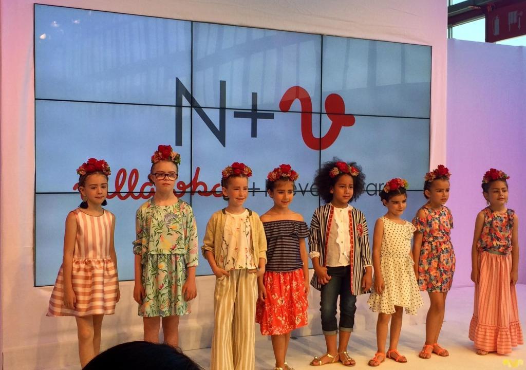 N+V Desfile Primavera Verano 2019
