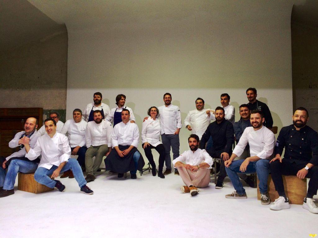 Participan 27 chefs que suman 13 estrellas Michelín. Soul Food Nights 2018