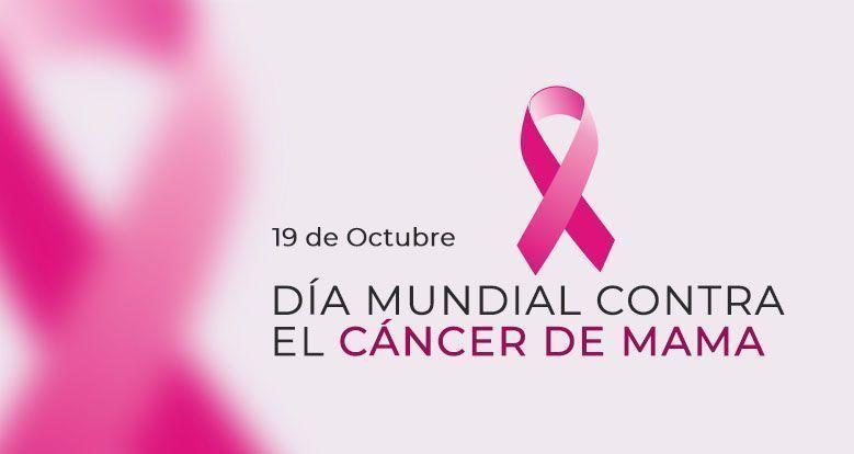 Dia Mundial contra el Cáncer De Mama, el rosa es el rey