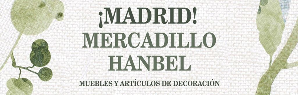 Mercadillo Hanbel Madrid 2018