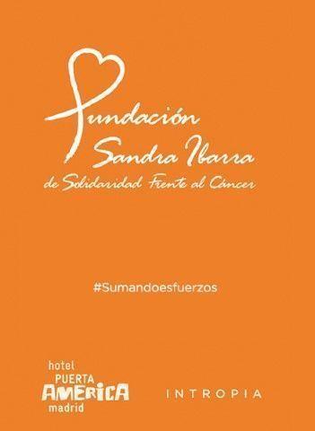 Intropia y la Fundación Sandra Ibarra de Solidaridad Frente al Cáncer