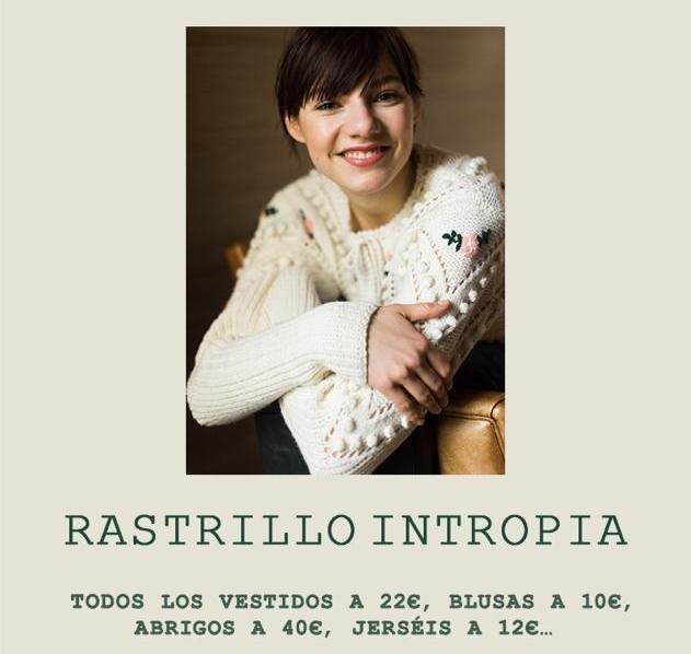 Rastrillo Intropia Madrid. Navidad 2018