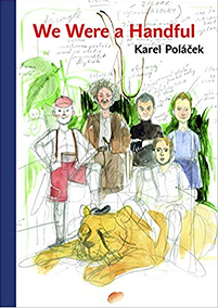 Portada del libro We were a handful de Karel Poláček