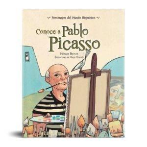 Conoce a Pablo Picasso
