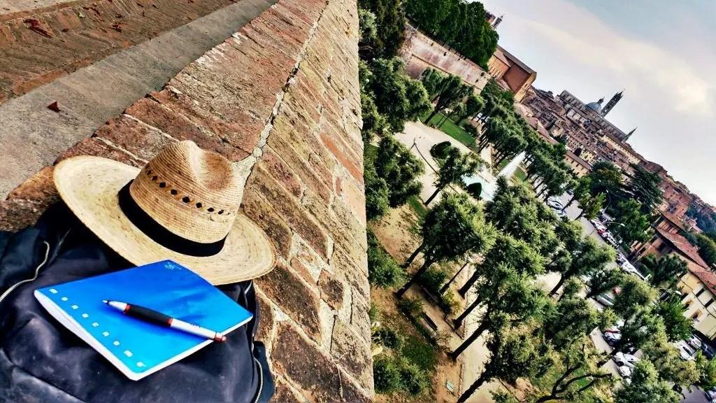 Voluntario en la Toscana