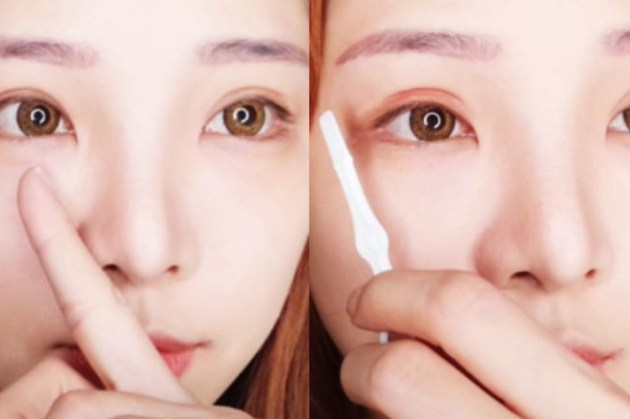 【彩妝】必收藏的雙眼皮貼葵花寶典
