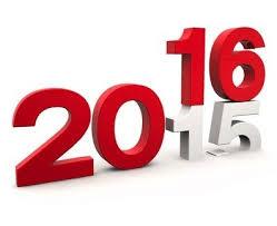 Adiós 2015, ¡¡¡hola 2016!!!