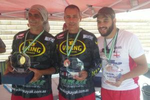 «Seguimos en la brecha» Crónica II Campeonato Provincial de Pesca en Kayak