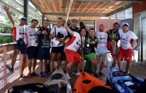 «Soñando despiertos» Crónica del V Campeonato de Andalucía de Pesca en Kayak