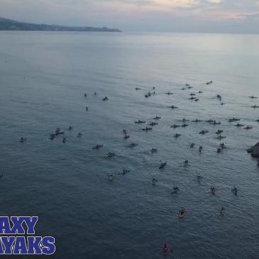 «No todos los días son fiesta» Crónica del VI Campeonato de Andalucía de Pesca desde Kayak