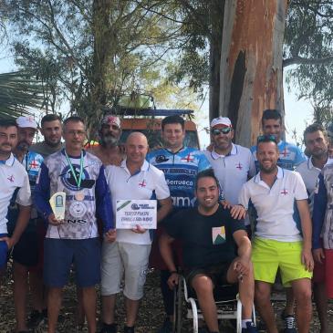 «Volvemos a la selección andaluza» Crónica del VII Campeonato de Andalucía de pesca en kayak