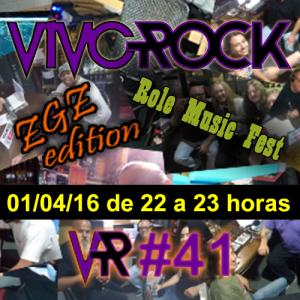 Vivo Rock progama 41