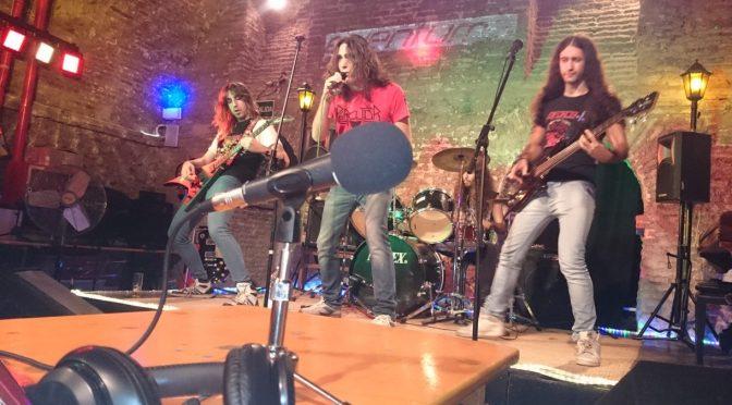 Vivo Rock En Concierto: Alacrán