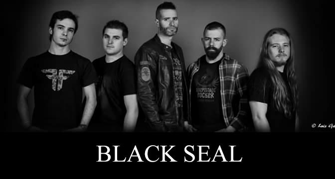 Black Seal en Vivo Rock En Concierto