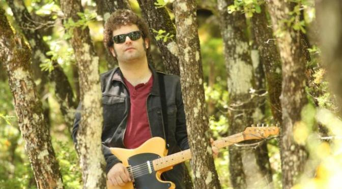 Francho Sarrablo en Vivo Rock En Concierto