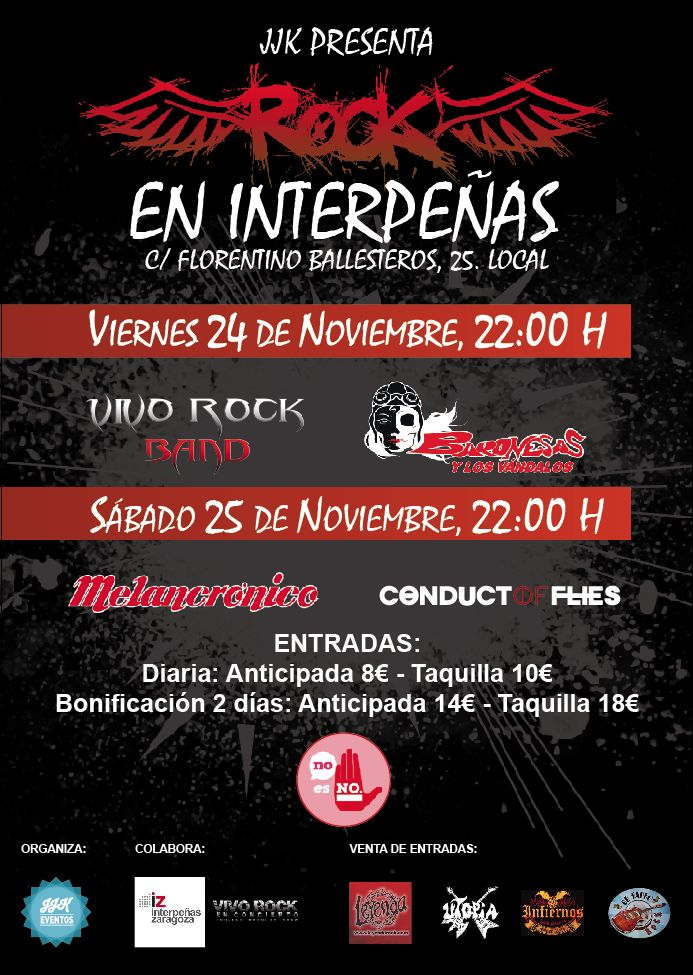 Rock En Interpeñas