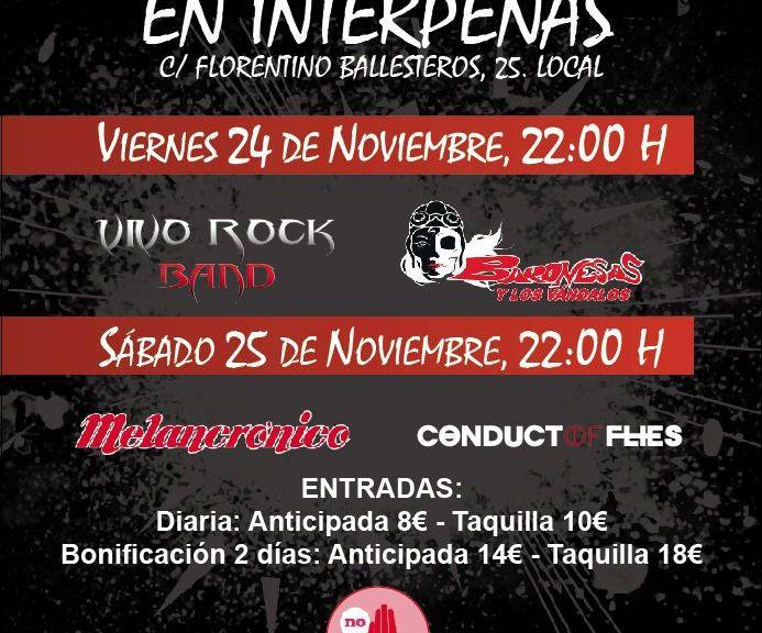 Rock En Interpeñas
