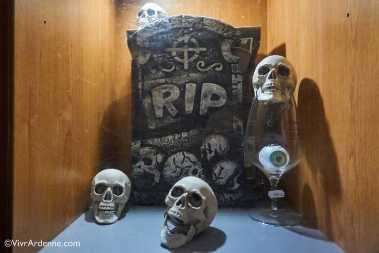 """Halloween au Château Fort Les reliques du seigneur"""""""