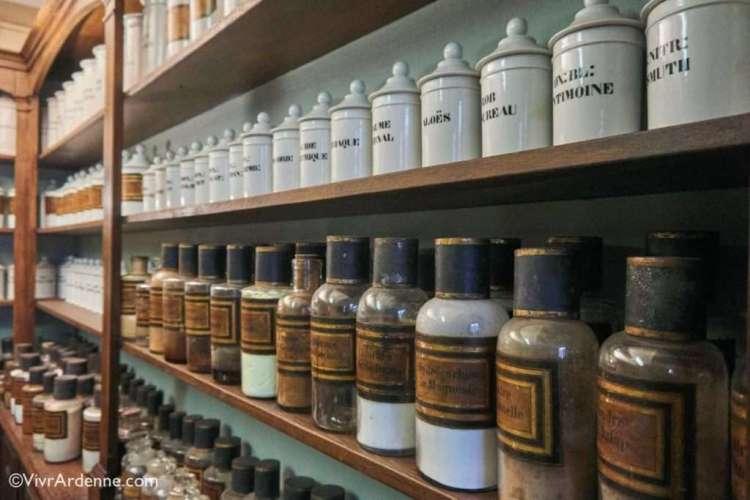 VivrArdenne - Visite du musée de la Médecine de Sedan