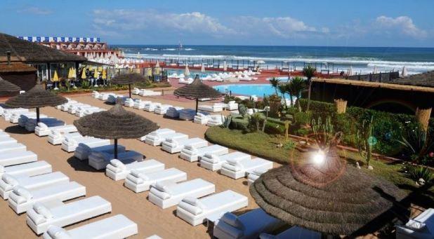 plages casablanca maroc