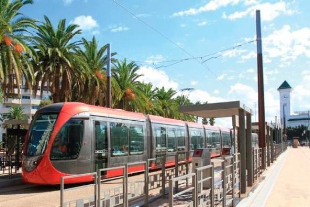 tramway gare casablanca casa voyageurs