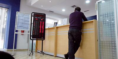agence bancaire taux de changes dirhams euros dollar